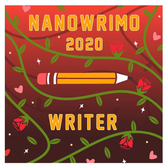 Banner participante nanowrimo